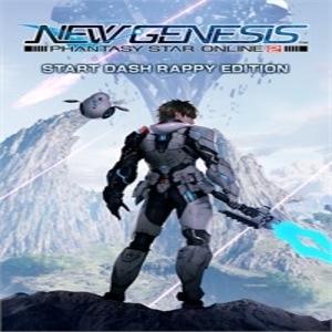 Acheter Phantasy Star Online 2 New Genesis Start Dash Rappy Pack Clé CD Comparateur Prix