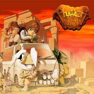 Acheter Pharaoh Rebirth Plus Clé Cd Comparateur Prix