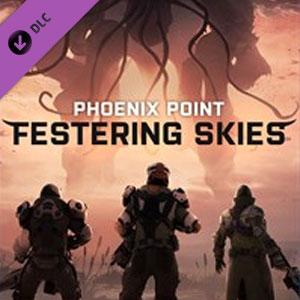 Phoenix Point Festering Skies
