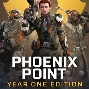 Acheter Phoenix Point Year One Edition Clé CD Comparateur Prix