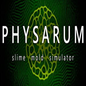 PHYSARUM Slime Mold Simulator