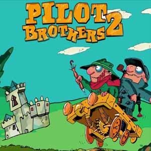 Acheter Pilot Brothers 2 Clé Cd Comparateur Prix