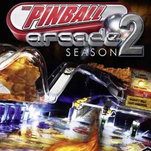 Telecharger Pinball Arcade Season 2 PS4 code Comparateur Prix