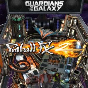 Acheter Pinball FX2 Guardians of the Galaxy Table Clé Cd Comparateur Prix