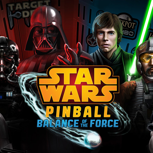 Pinball FX2 Star Wars Pinball Balance of the Force Pack
