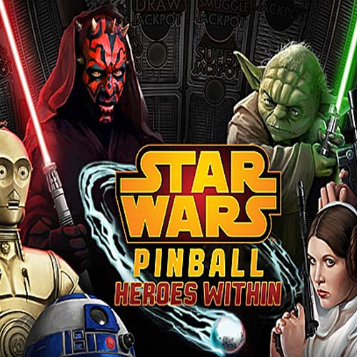 Acheter Pinball FX2 Star Wars Pinball Heroes Within Pack Clé Cd Comparateur Prix