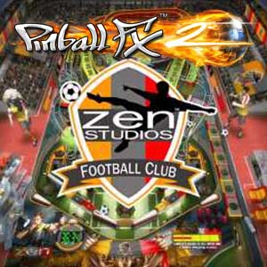 Acheter Pinball FX2 Super League Zen Studios FC Table Clé Cd Comparateur Prix