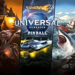 Pinball FX2 VR Universal Classics Pinball