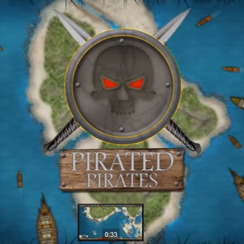 Acheter Pirated Pirates Clé Cd Comparateur Prix