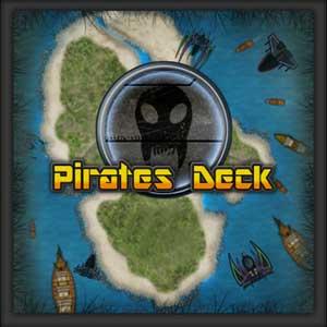 Acheter Pirates Deck Clé Cd Comparateur Prix