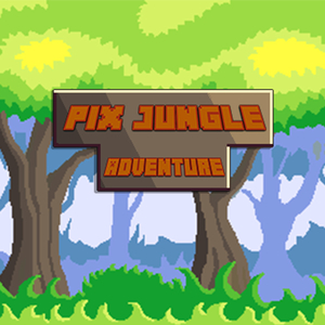 Pix Jungle Adventures