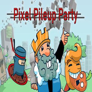 Pixel Pileup Party