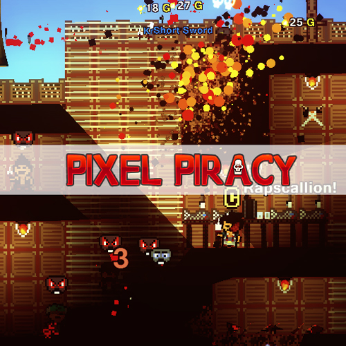 Acheter Pixel Piracy Xbox One Code Comparateur Prix