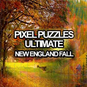 Acheter Pixel Puzzle Ultimate Puzzle Pack New England Fall Clé Cd Comparateur Prix