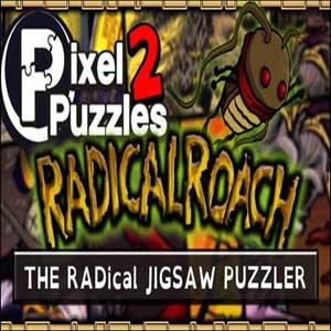 Acheter Pixel Puzzles 2 RADical ROACH Clé Cd Comparateur Prix