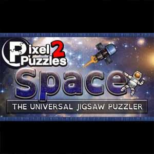 Acheter Pixel Puzzles 2 Space Clé Cd Comparateur Prix