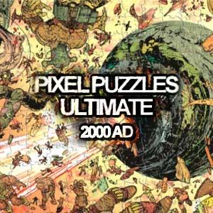 Acheter Pixel Puzzles Ultimate Puzzle Pack 2000 AD Clé Cd Comparateur Prix