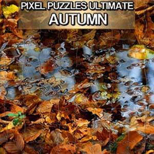 Acheter Pixel Puzzles Ultimate Puzzle Pack Autumn Clé Cd Comparateur Prix