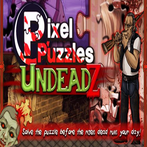 Acheter Pixel Puzzles UndeadZ Cle Cd Comparateur Prix