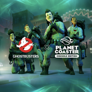 Acheter Planet Coaster Ghostbusters Xbox One Comparateur Prix