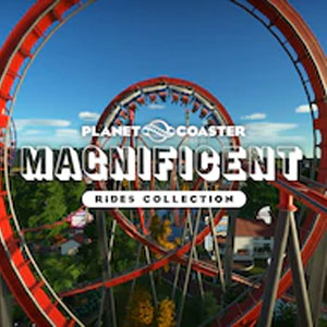 Planet Coaster Magnificent Rides Collection