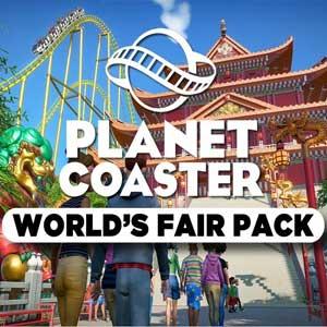Planet Coaster World's Fair Pack