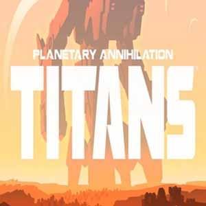Acheter Planetary Annihilation TITANS Clé Cd Comparateur Prix