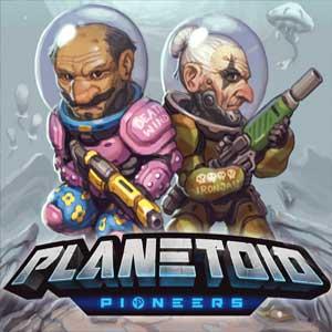 Acheter Planetoid Pioneers Clé Cd Comparateur Prix