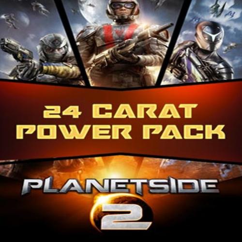 Acheter Planetside 2 - 24 Carat Power Pack Clé Cd Comparateur Prix