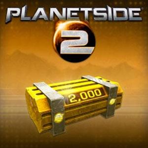 Acheter PlanetSide 2 Battle Cash PS4 Comparateur Prix