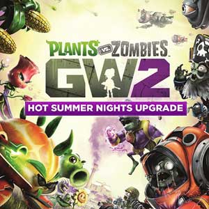 Plants vs Zombies Garden Warfare 2 Hot Summer Nights Upgrade