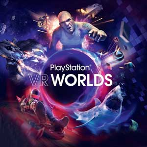 Telecharger Playstation VR Worlds PS4 code Comparateur Prix