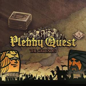 Acheter Plebby Quest The Crusades Clé CD Comparateur Prix