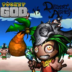 Acheter Pocket God vs Desert Ashes Clé Cd Comparateur Prix