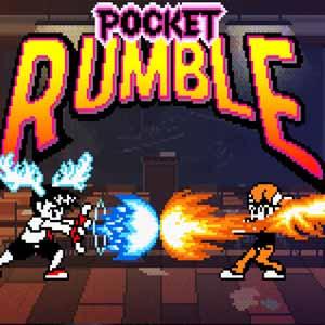 Acheter Pocket Rumble Clé Cd Comparateur Prix