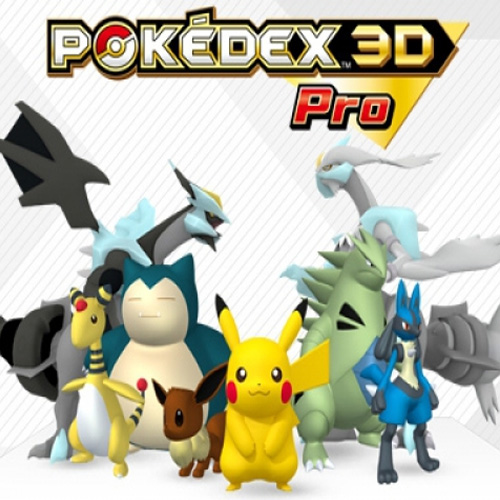 Acheter Pokedex 3D Pro Nintendo 3DS Download Code Comparateur Prix