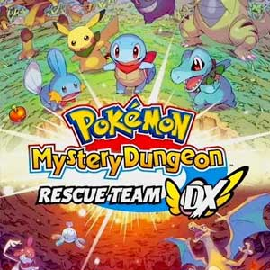 Acheter Pokemon Mystery Dungeon Rescue Team DX Nintendo Switch comparateur prix