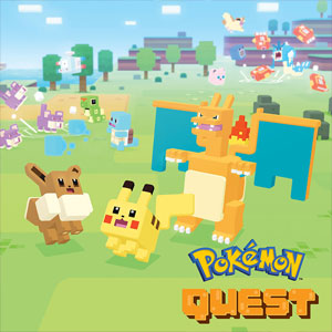 Pokémon Quest Expedition Pack