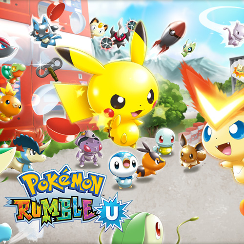 Acheter Pokemon Rumble U Nintendo Wii U Download Code Comparateur Prix