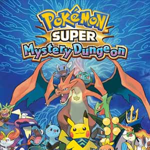 Acheter Pokemon Super Mystery Dungeon Nintendo 3DS Download Code Comparateur Prix