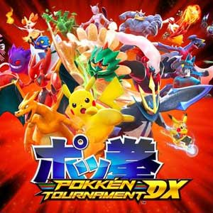 Pokemon Tekken DX