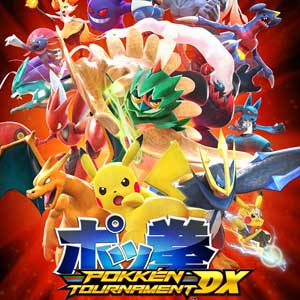 Acheter Pokken Tournament DX Battle Pack Nintendo Switch Comparateur Prix