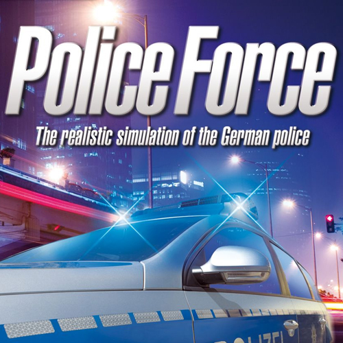 Acheter Police Force The Realistic Simulation Of The German Police Clé Cd Comparateur Prix