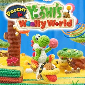 Acheter Poochy and Yoshis Woolly World 3DS Download Code Comparateur Prix