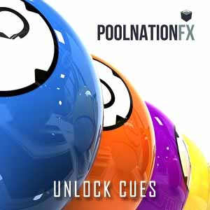 Pool Nation FX Unlock Cues