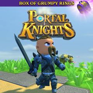 Portal Knights Box of Grumpy Rings