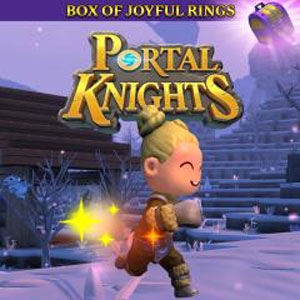 Portal Knights Box of Joyful Rings