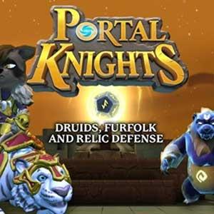 Acheter Portal Knights Druids, Furfolk, and Relic Defense Clé CD Comparateur Prix