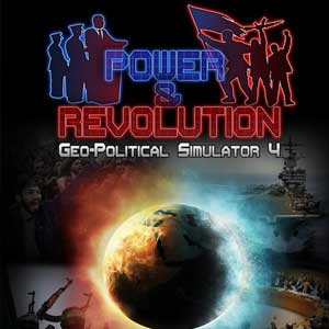 Acheter Power and Revolution Geo-Political Simulator 4 Clé Cd Comparateur Prix