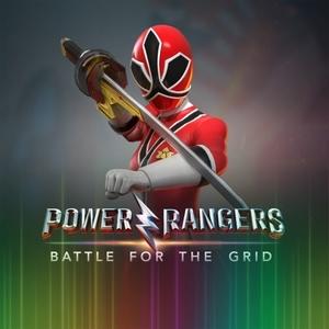 Power Rangers Battle for the Grid Lauren Shiba